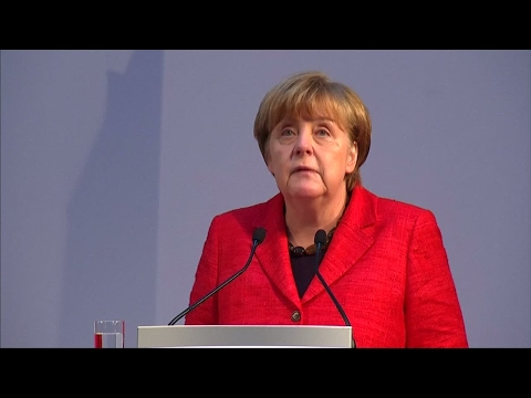 "Angela Merkel on Erdogan's nazism remarks: ""such misplaced comments cannot be taken seriously"""