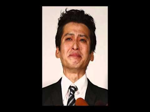 【大沢樹生】号泣!! 息子について、喜多嶋舞について語った記者会見