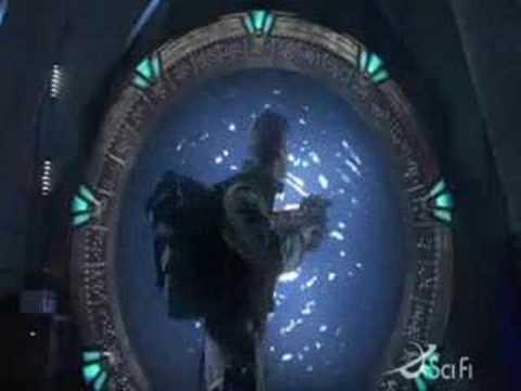 Stargate Atlantis. Funky Town (Music Video)
