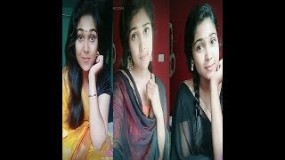 Tamil Girl Anjana Dubsmash collection