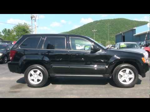 Perfect Used 2007 Jeep Grand Cherokee Laredo SUV For Sale Wilkes Barre, Scranton.  Pa. 18704