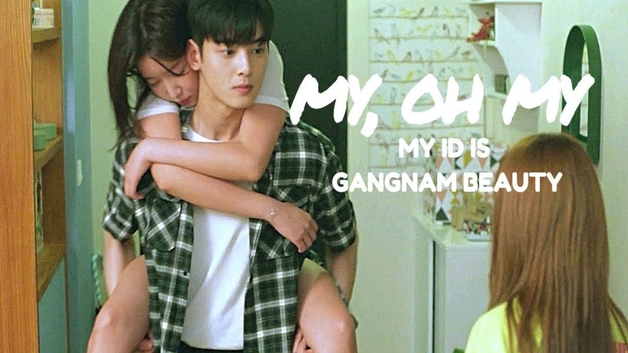 Download My ID is Gangnam Beauty (FMV)   My Oh My