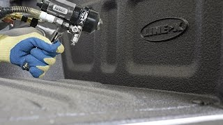 LINE-X Spray-on Truck Bed Liners