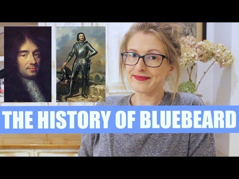 The History of Bluebeard | Fairy Tales with Jen