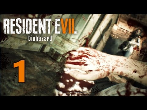 [1] SHE CUT OFF MY HAND!!! (Resident Evil 7: Biohazard)