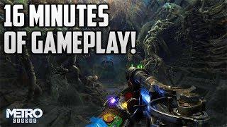 """Metro: Exodus (PS4/XB1/PC) - 16 Minutes of Gameplay! - """"Metro Exodus"""" Gameplay Walkthrough Part 1"""