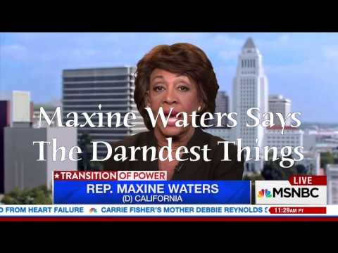 Maxine Waters Says the Darndest Things | SUPERcuts! #439