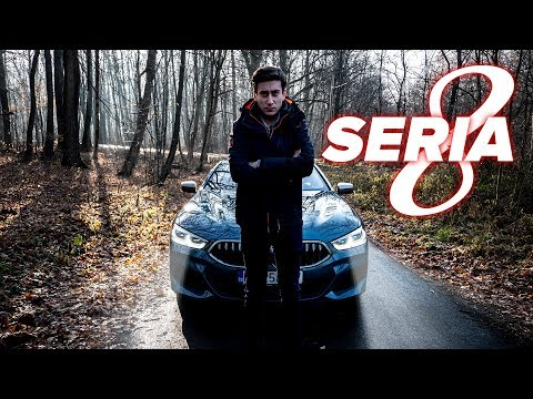 BMW SERIA 8 sau M850i xDrive - Cavaleria.ro