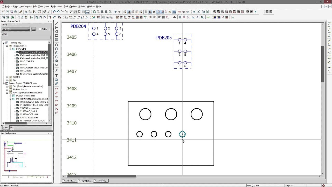 eplan electrical schematic