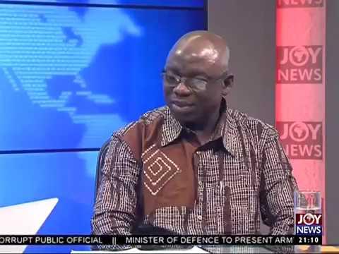 Democracy, Governance, and Justice - PM Express on JoyNews (25-5-17)