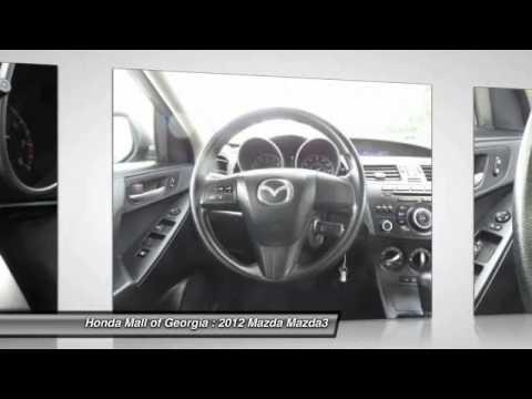 2012 Mazda Mazda3 Buford GA 8093