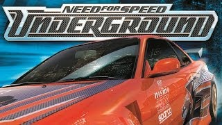 NEED FOR SPEED UNDERGROUND Part 1 - Welcome to the Underground!! (HD) / Lets Play NFSU