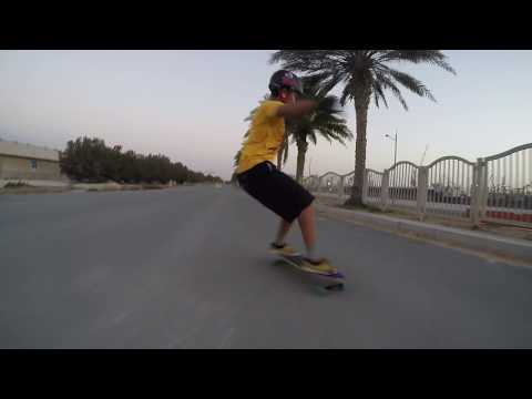 Sliding Sesh in Dubai Maritime CIty - DLC