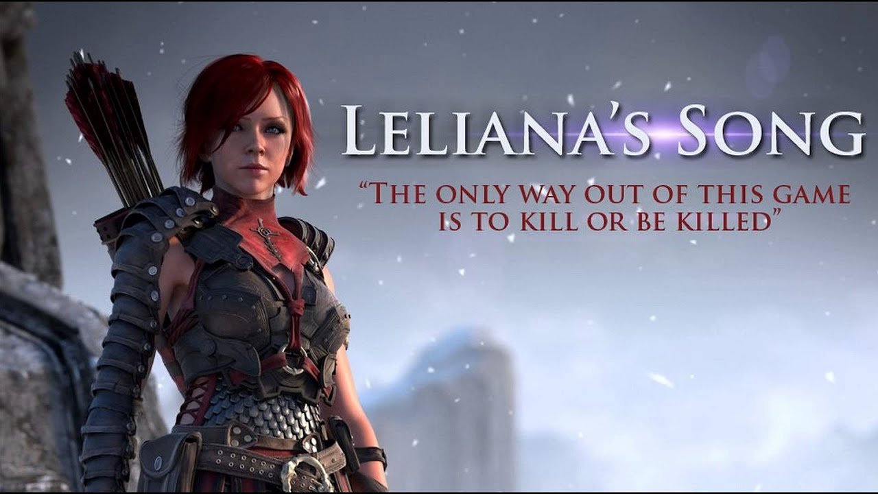 Dragon Age Origins Leliana's Song #1