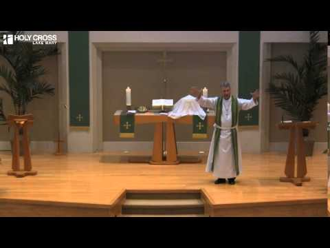 July 19 2015 8am Traditional Service