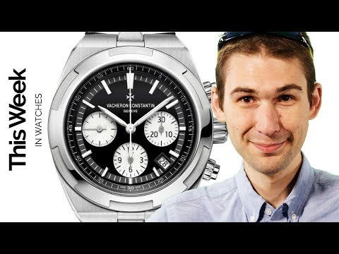 Rolex as Porsche, Bitcoin Watches, New FP Journe Resonance, Vacheron Constantin Overseas Chronograph