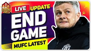 SUPER LEAGUE IS OVER! Man Utd News