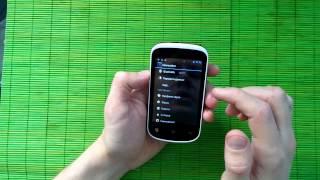 Обзор Haier W701 - смартфона бюджетника c 3G+
