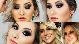 Maquiagem Inspiração Cláudia Leitte (Estréia The Voice 3ª Temp.) ჱܓ ~ Extravaganza por Van Almeida