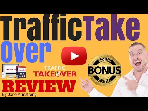 Traffic Takeover Review ⚠️WARNING⚠️ DON'T BUY TRAFFIC TAKEOVER WITHOUT MY 👷CUSTOM👷 BONUSES!!