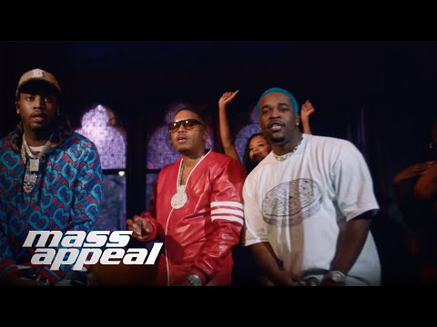 "Nas - ""Spicy"" feat. Fivio Foreign & A$AP Ferg (Official Video)"