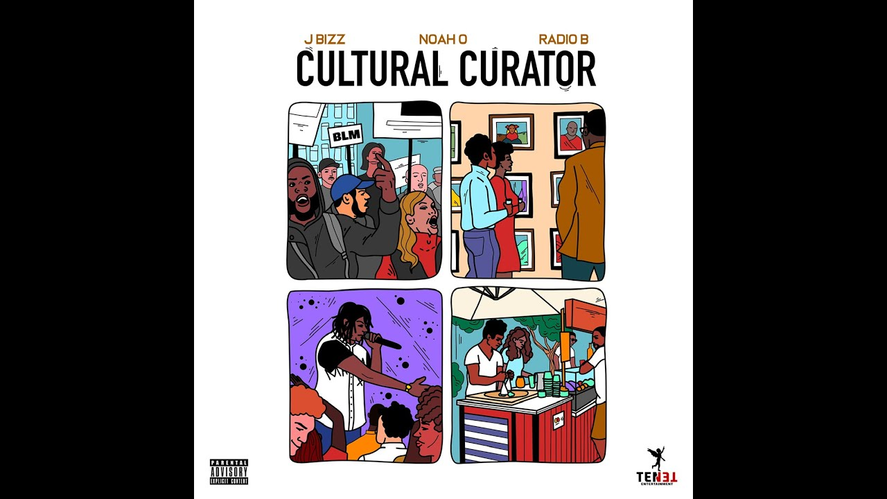 "Randy Wilson Podcast curates with ""Cultural Curators"" J Bizz, Radio B, and ChargedupENT No"