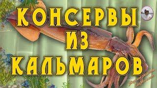 Консервированные кальмары. Обзор от Petr de Cril'on  & SonyKpK