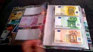 Бонистика Коллекция Банкнот.