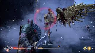 Sigrun The Valkyrie Queen   New Game Plus   Give Me God Of War   God of War