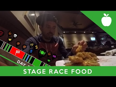 What a Vegan Ate During A Stage Race (cycling on a vegan diet)