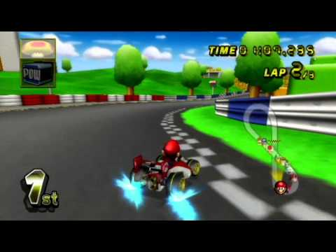 mario kart wii custom track ds figure 8 circuit rc1 youtube. Black Bedroom Furniture Sets. Home Design Ideas