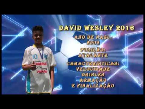 DAVID WESLEY 2016