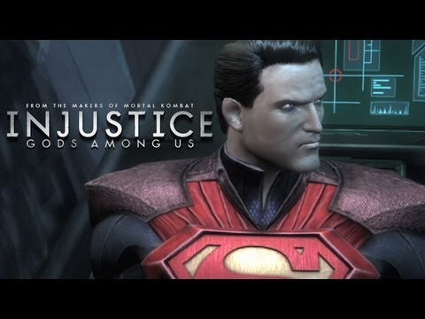 Injustice Interview - Bane, Control Schemes, and EVO