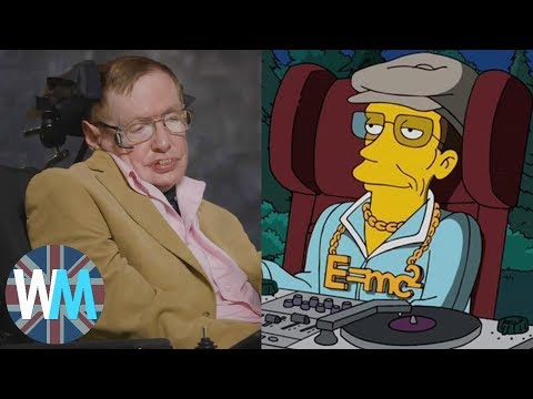 Download Youtube: Top 10 Unforgettable Stephen Hawking Cameos in Pop Culture