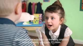 Dry Like Me TV Advert - Little Miss Smarty Pants