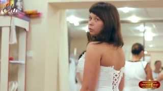 """Праздничное агентство """"Шоколад"""" в Смоленске. Свадебный салон """"Элит"""" - девичник для невест."""