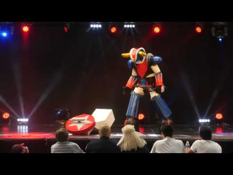 related image - Festival Mangalaxy 2016 - Concours Cosplay Dimanche - 11 - Goldorak