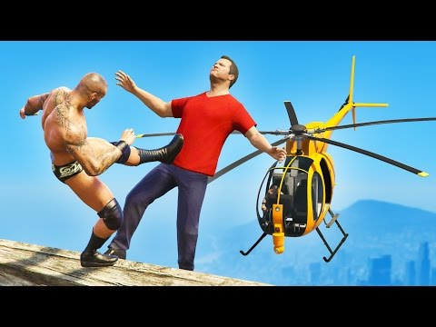 GTA 5 FAILS - #28 (GTA 5 Funny Moments Compilation)