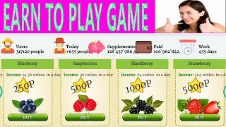 Earn Money Online to Play Game with Farmberry - Play Game to Earn Money at Home