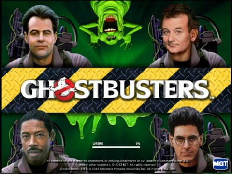 Free Ghostbusters Slots