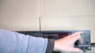 Technics RS-B905 Description and Demo