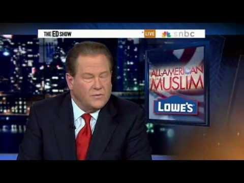 Controversy Over Muslim TV Show | The Ed Schultz Show (mirror)