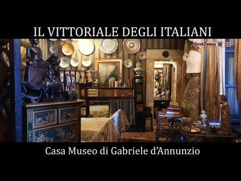 Il Vittoriale degli Italiani - Casa Museo di Gabriele d'Annunzio - Gardone Riviera
