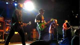 Hot Water Music + Dave Hause - Trusty Chords @ Pirate Satellite 2012 Stuttgart