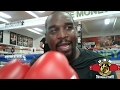 "Lomachenko vs Davis: ""Give these dudes their respect!"" - Marcellus Williams"