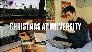 Video UNI VLOG: Christmas at Durham University (Snow, Skating, and Secret Santa)   Jack Edwards   AD download MP3, 3GP, MP4, WEBM, AVI, FLV Oktober 2018