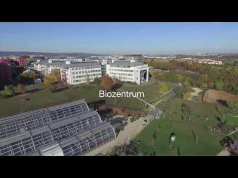 Rundflug über den Campus Riedberg