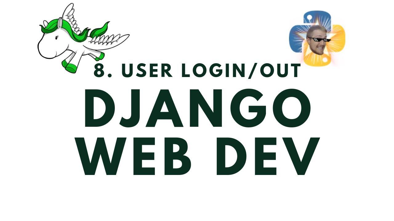 Introduction to web development with Python and Django