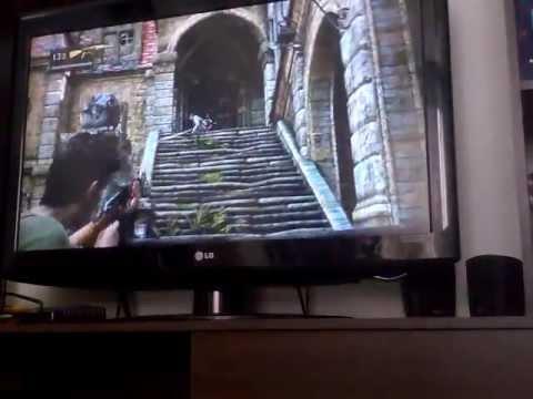 """Uncharted 3 """" La traicion de Drake""""   (Trofeo .... y sin recargar)"""