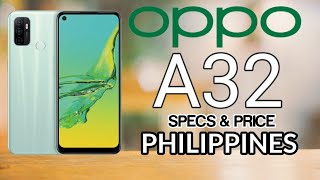 OPPO A32 OFFICIAL - Price Philippines, Specs & Feature   Sulit nga ba?   AF Tech Review